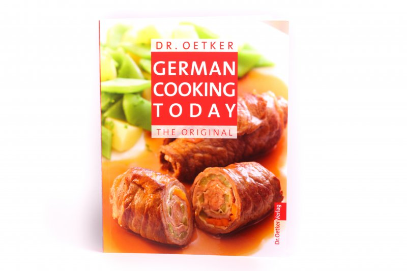 Dr. Oetker German Cooking
