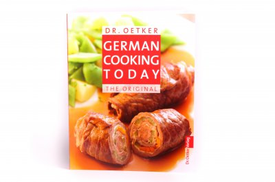 Dr. Oetker German Cooking Paperback
