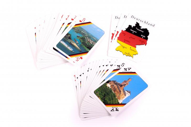 German Card Deck
