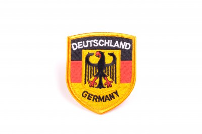 Germany Patch Colors
