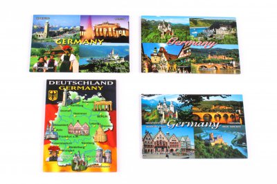 Set of Germany Magnets