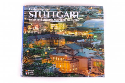 Bildband Stuttgart