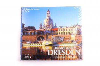 Bildband Dresden und das Elbtal