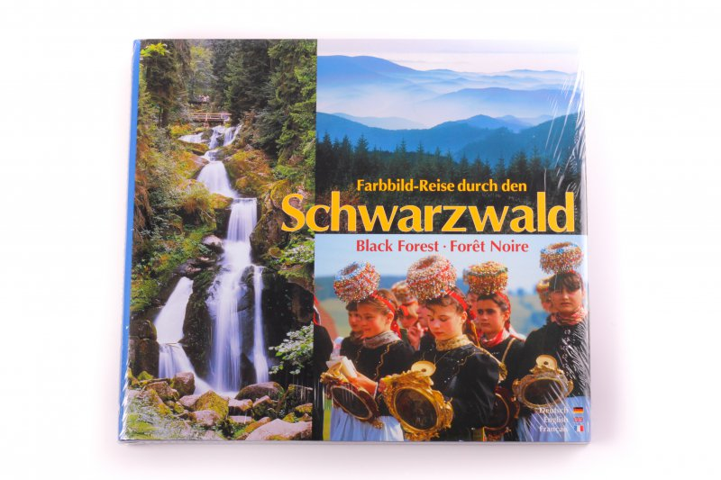 Picture Book Germany - Black Forest