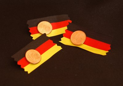 Germany Pin - Lucky Penny