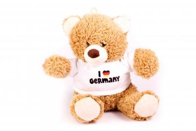 Teddy 18 cm mit Aufdruck