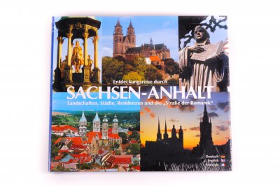 Picture Book Germany - Saxony-Anhalt