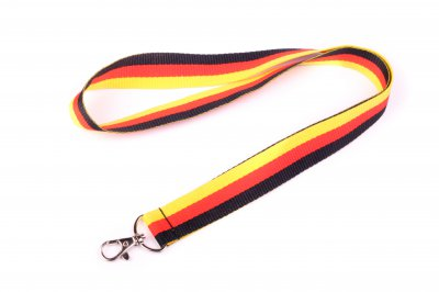Key Chain Germany - Lanyard