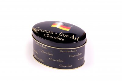 Fine Art Chocolate Tin