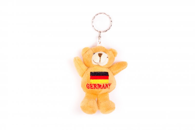 Key Chain Germany - Teddy Bear