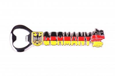 Flaschenöffner Magnet Germany