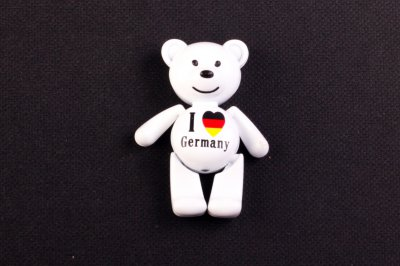 Germany Magnet - Teddy Bear
