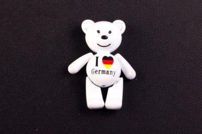 Magnet Deutschland Teddy