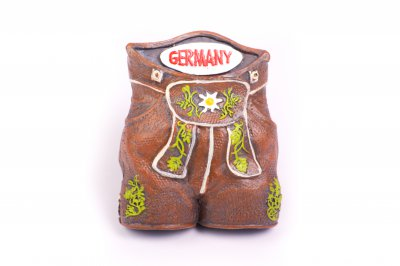 Germany Magnet - Leather Trousers