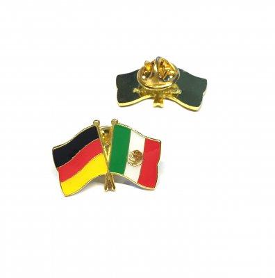 Freundschaftspin Deutschland - Mexiko