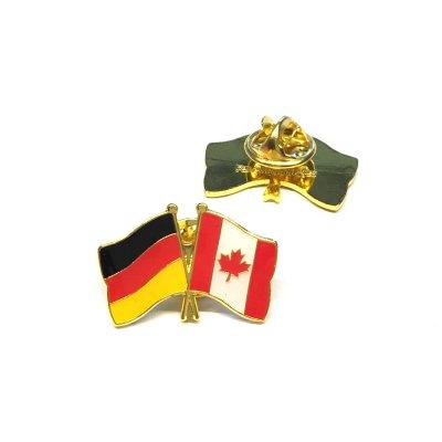 Freundschaftspin Deutschland - Kanada