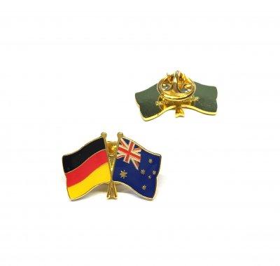Freundschaftspin Deutschland - Australien