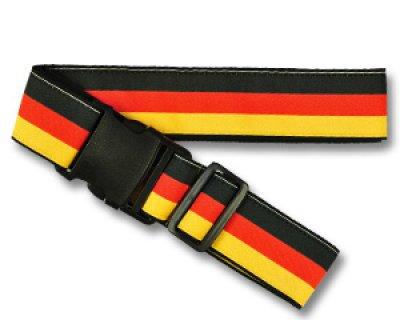 Kofferband Deutschlandflagge
