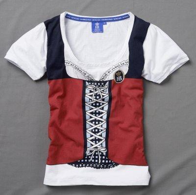 T-Shirt 'Dirndl'