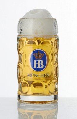 Bierkrug 1l