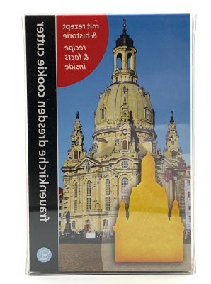 Keksausstecher 'Frauenkirche Dresden'