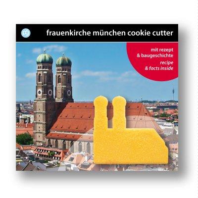 Keksausstecher 'Frauenkirche München'