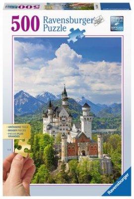 Puzzle Neuschwanstein
