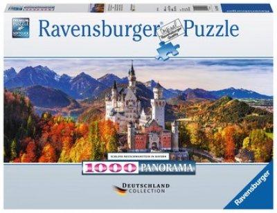 Puzzle Neuschwanstein Panorama