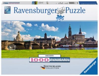 Puzzle Dresden Panorama