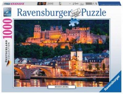 Puzzle Heidelberger Abendstimmung