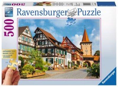 Puzzle Gengenbach im Kinzigtal