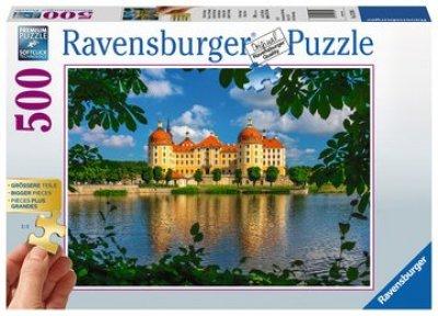 Puzzle Schloß Moritzburg