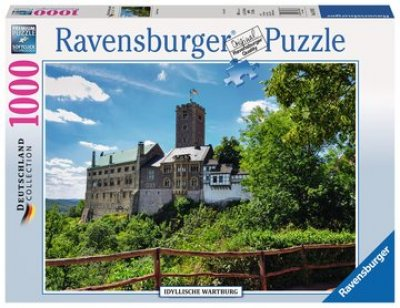 Puzzle Idyllische Wartburg