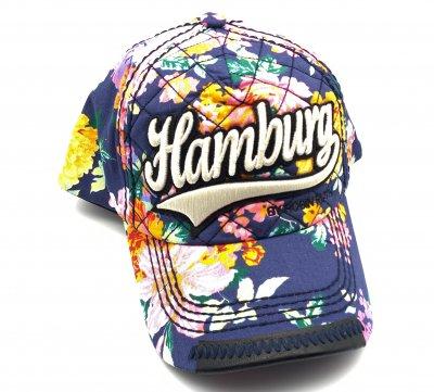 Hamburg Cappy -Bunt-