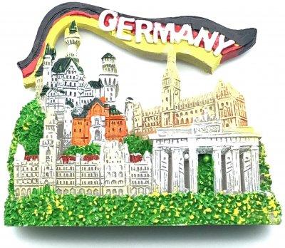Magnet Deutschland Sehenswürdigkeiten