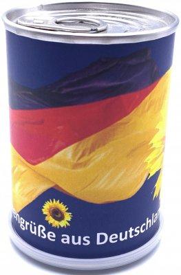 Blumengrüße aus Deutschland