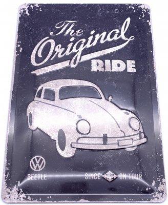 Blechschild VW