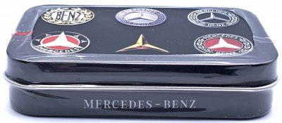 "Mint Dose ""Mercedes Benz"""